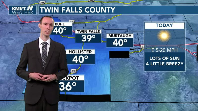 Online Morning Weather 12-2-2020