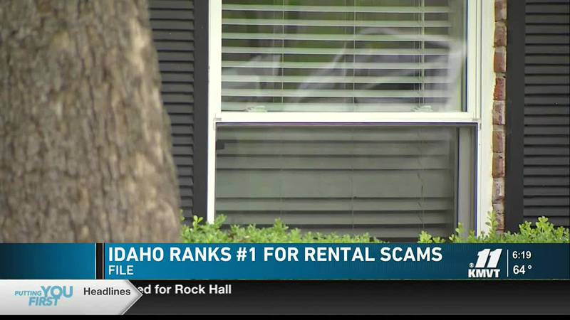 A new study shows Idaho is the number one state for rental scams