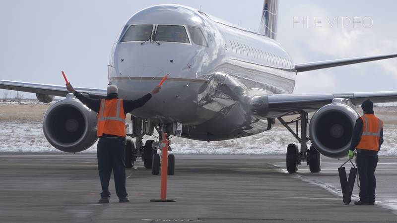The Magic Valley Regional Airport now has just one flight daily. (KMVT/Garrett Hottle file...
