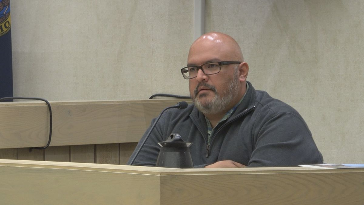 Rene Rodriguez took the stand in his own defense in the trial. (KMVT)