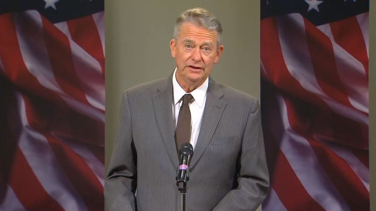 Idaho Gov. Brad Little says the way the state's residents live and work is being changed...