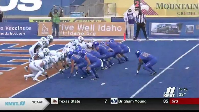 Boise State gets ready for long trip to Hawaii. The Broncos finally get a full week of practice