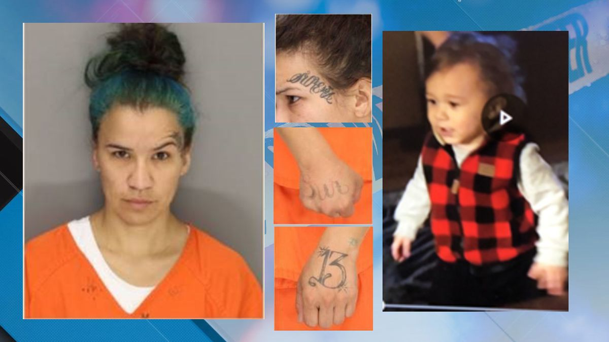 The Ada County Sheriff's Office says 1-year-old Legend Nico Garza-Cota was abducted by his...