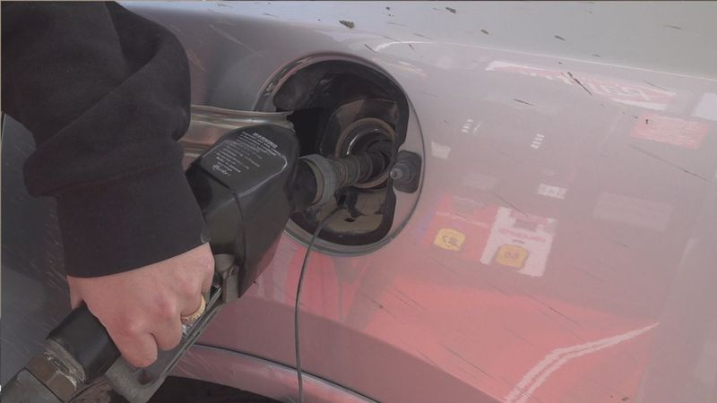 AAA says gas prices continue to climb in the US.