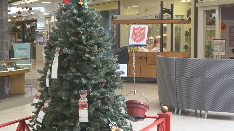 The organization wants to remind the community the Salvation Army is still working to help out...