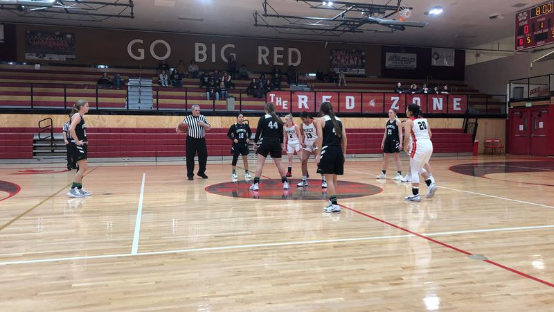 Minico falls to Blackfoot at home in non-conference action on Saturday .