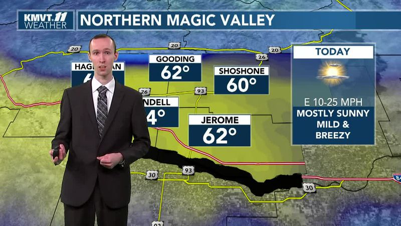 Online Morning Weather 3-5-2021