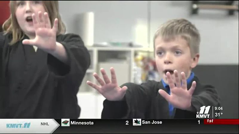 Success Martial Arts in downtown Twin Falls has been teaching bullying clinics to young...