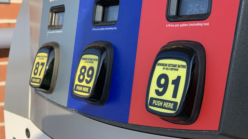 Gas prices are down slightly this week in Idaho and across the United States, according to AAA.