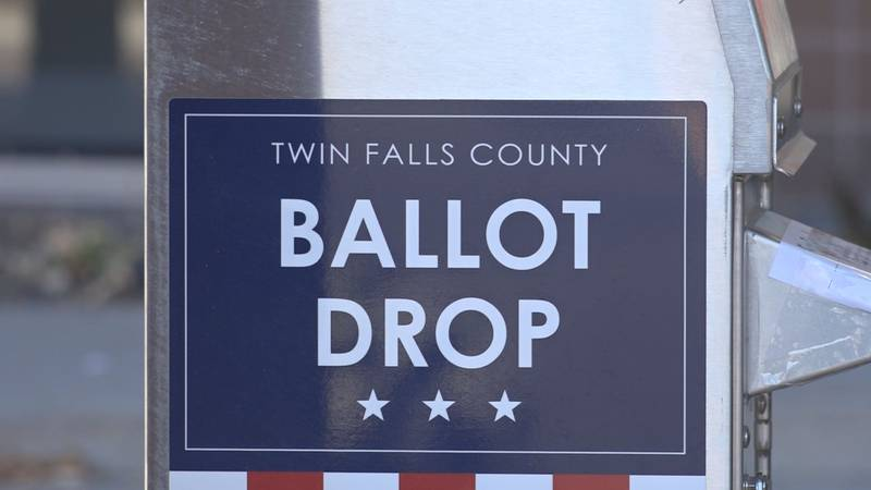 Election turnout for Twin Falls is expected to be much lower than it was for the 2020 election