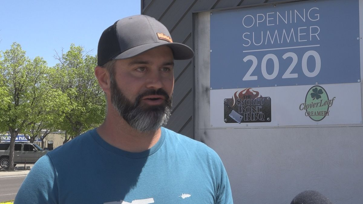 Buhl-based CloverLeaf Creamery is joining other vendors and opening a location at 2nd South Market in Twin Falls (Jake Manuel Brasil KMVT/KSVT)