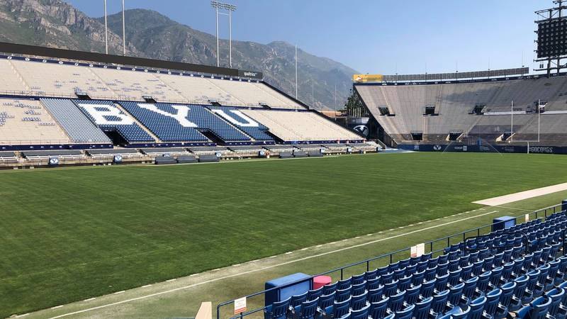 BYU gears up for its home opener against Utah on Saturday, September 11.
