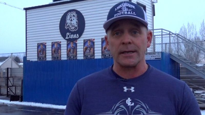 The Lighthouse head football coach is calling it quits following the season where his Lions...