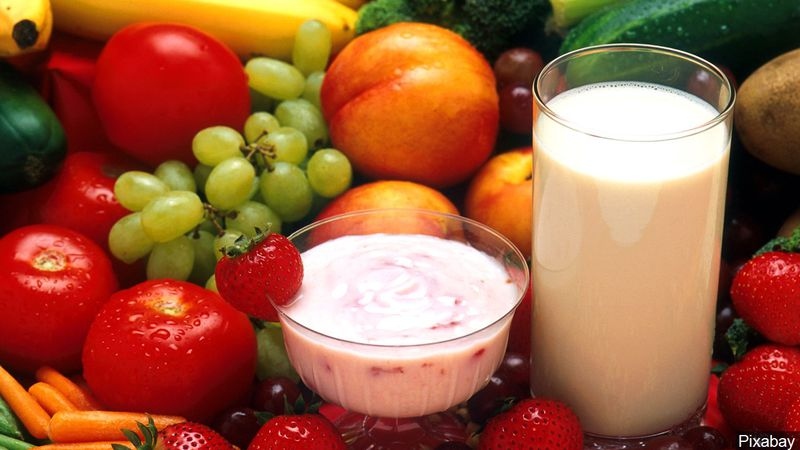 The owners of CPM Fitness are encouraging people to add more fruits and vegetables to their diet.
