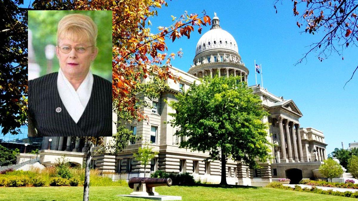 Democrat Melissa Sue Robinson is running for Idaho Governor