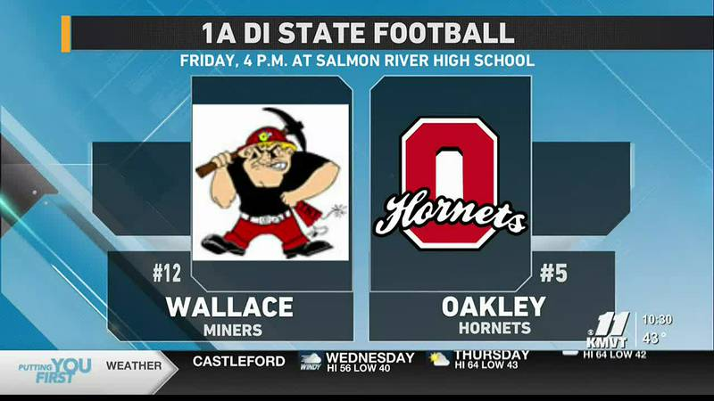 The first round of high school football playoffs involves most, but not all of the state...