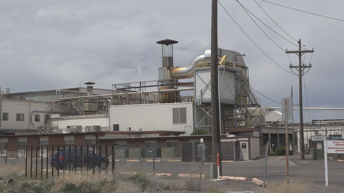 One person is dead following an industrial accident this morning at Lamb Weston in Twin Falls.