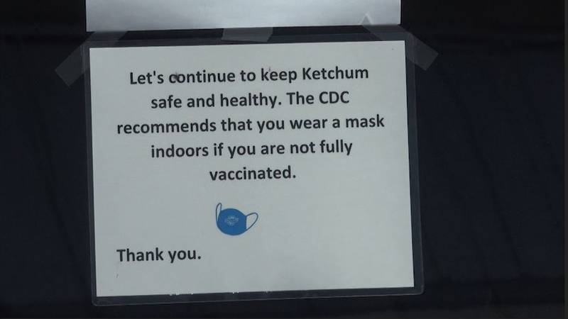 City of Ketchum responds to recent COVID surge