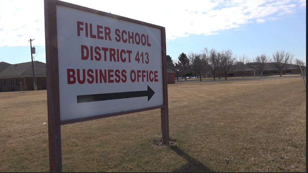 Due to an excess of staffing shortages, Filer schools will be closing temporarily starting this...