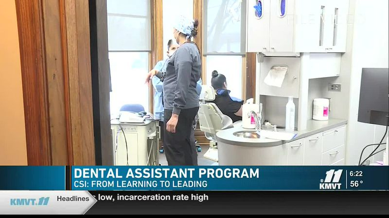 From Learning to Leading: CSI Dental Assistant program