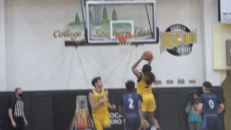 CSI men handle USU-Eastern to move to 14-2 on the season. Women fall as Eastern surges in the...