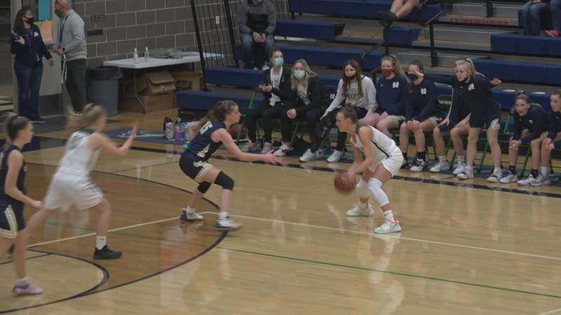 Burley's Whiting breaks record in win over Middleton, Bobcats advance to state final four....