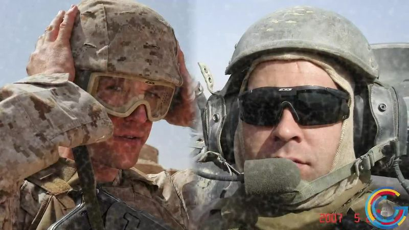 Veterans tackle the issue of extremism in the military, denouncing those who participated in...