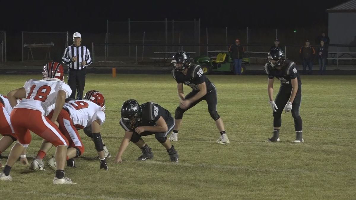 Declo runs all over Melba, advances to 2A state semifinal. The Hornets had 515 yards rushing in...