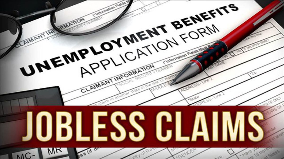 Idaho officials say new unemployment claims jumped 26% last week to about 5,500.
