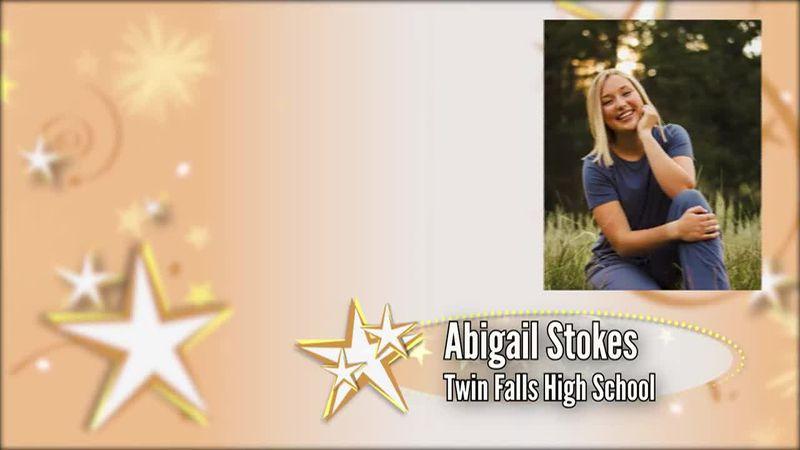 Academic All-Star — Abigail Stokes