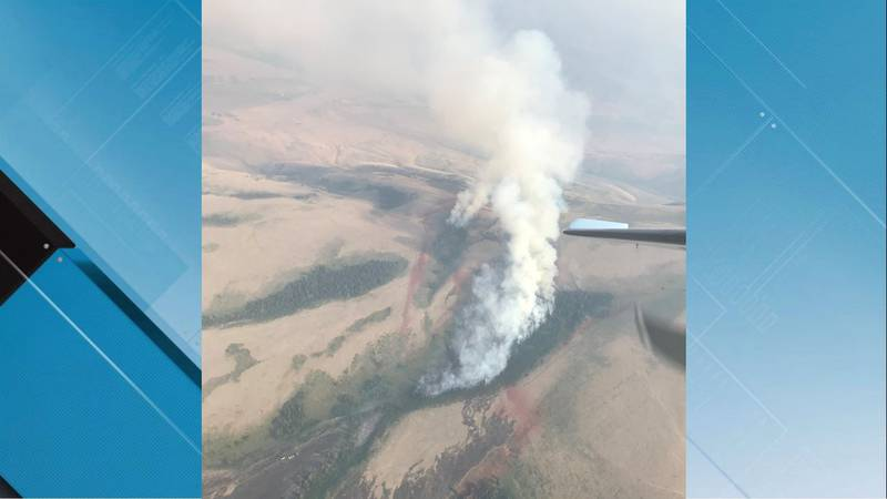 Howell Canyon Fire, Cassia County