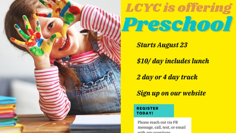 The Lincoln County Youth Center has just announced they will be offering preschool services...