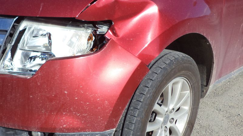 A bicycle vs. car collision occurred Wednesday in Hailey, resulting in a Ketchum woman being...