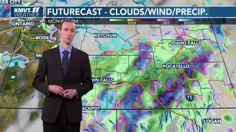 Online Morning Weather 3-8-2021
