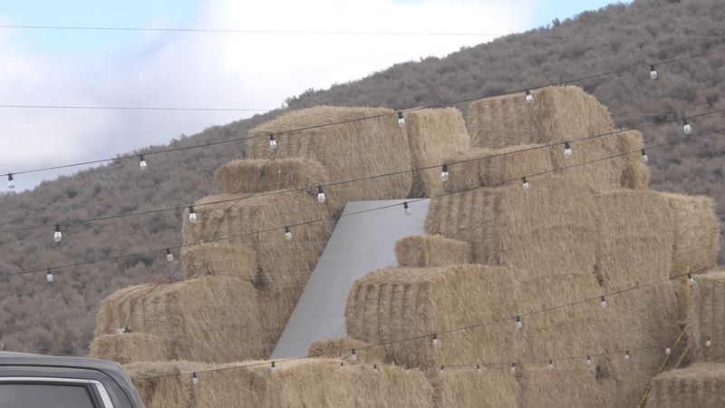 Burley Straw Maze will keep Christmas Display open a little longer. The display will be open...