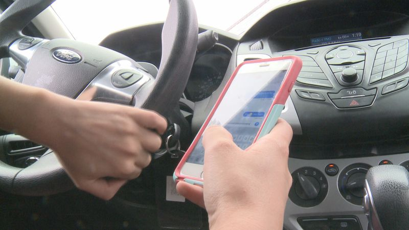 Twin Falls Sheriff's Office reminds drivers of the hands-free driving law that went into effect...