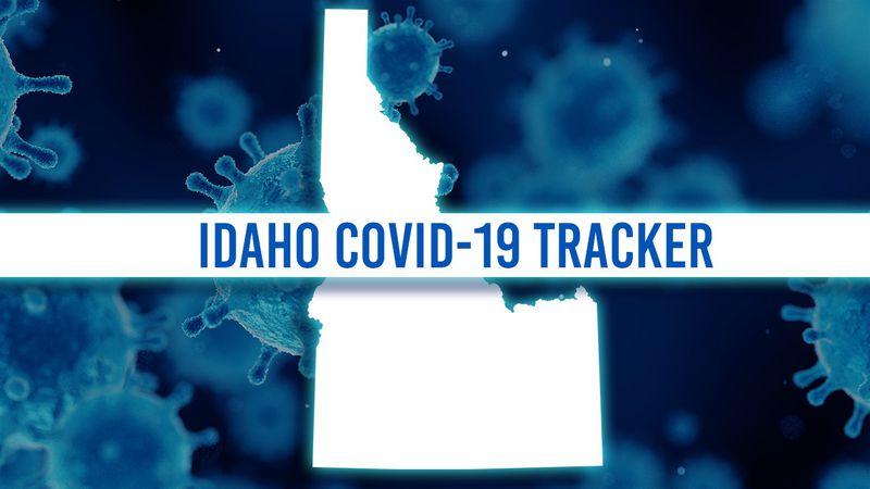Idaho COVID-19 tracker