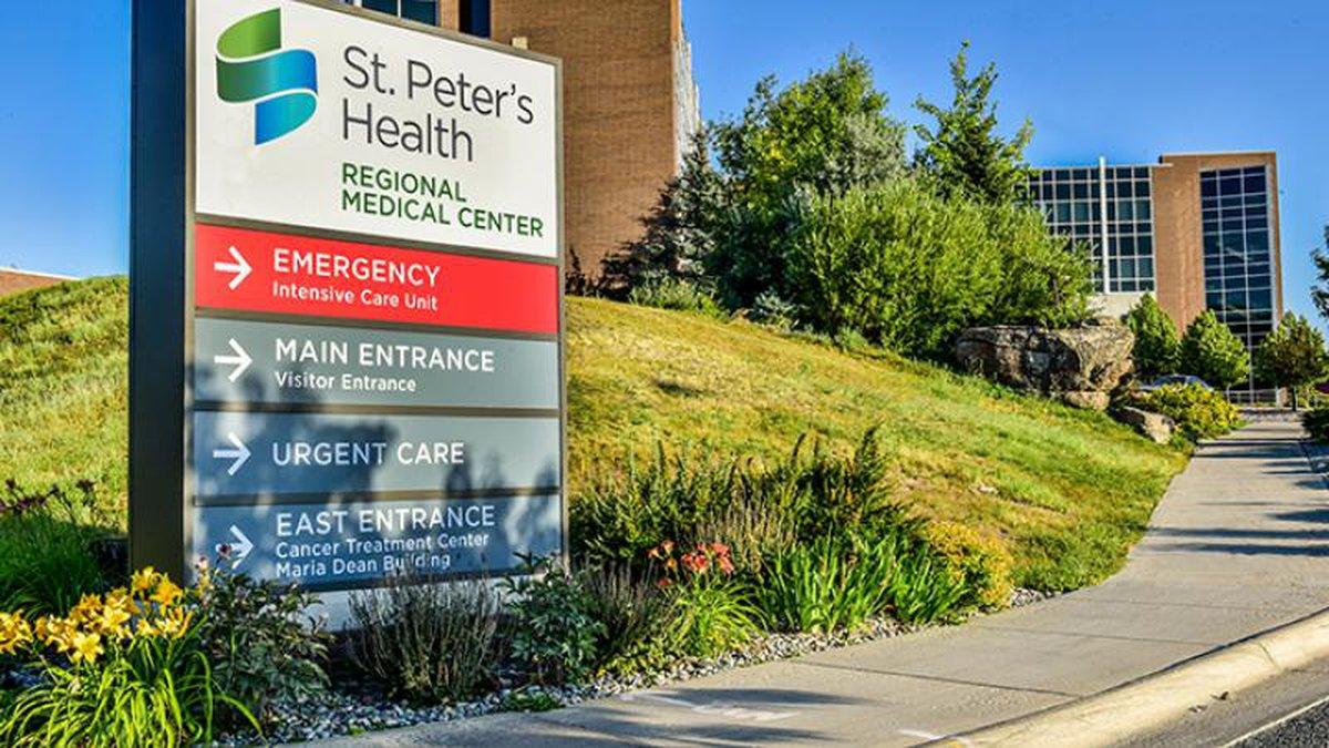 St. Peter's Health (Google Maps)