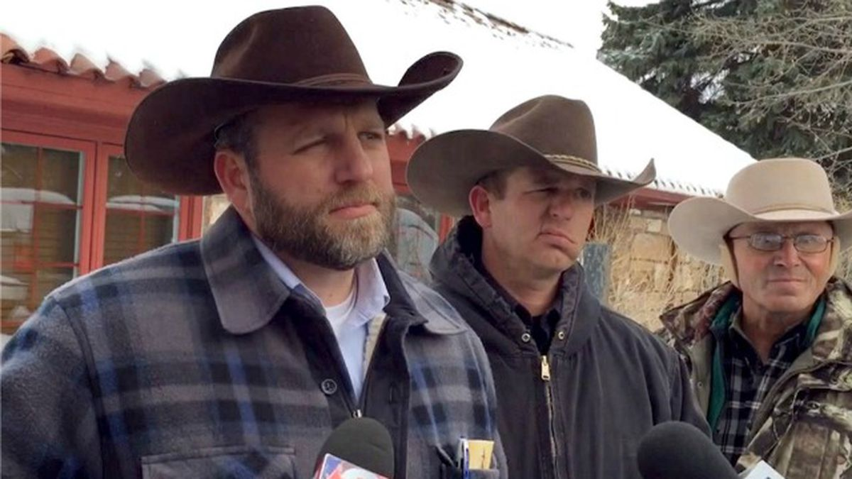 32-year-old Nevada man with ties to antigovernment activist Ammon Bundy has been arrested and...