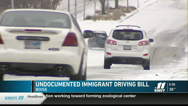 Idaho bill aims to allow undocumented immigrants to legally drive