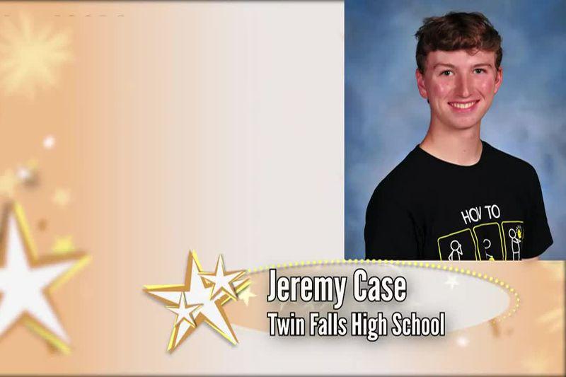Academic All-Star — Jeremy Case