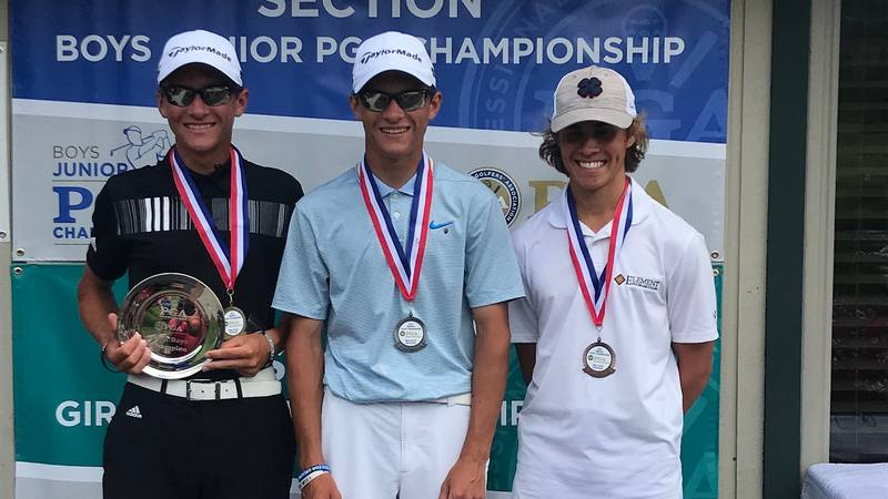 A second place finish at the Rocky Mountain Sectional Championship earned a Twin Falls golfer a...