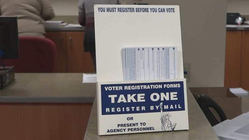 Gardner also said the only problem they really had was same-day voter registration.