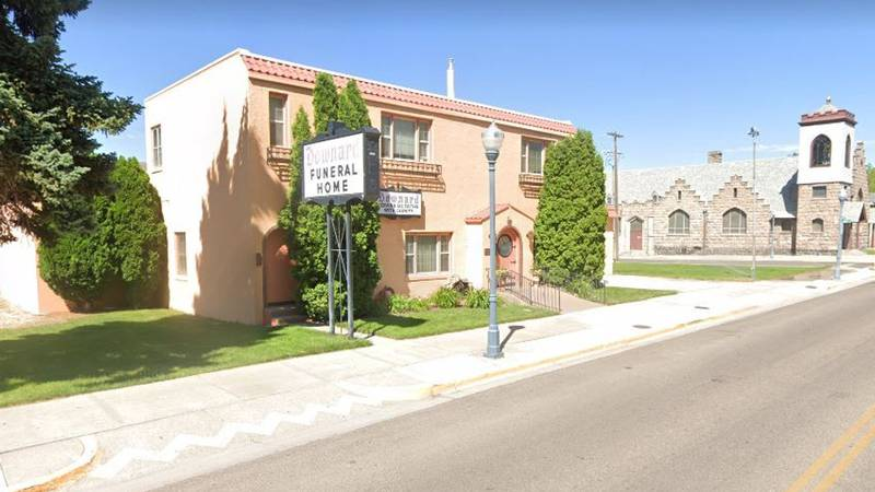 Downard Funeral Home in Pocatello. (Google Maps)