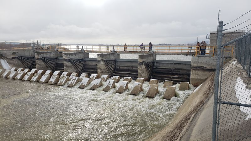 Twin Falls Canal Company field supervisor Jay Barlogi believes the system should be well...