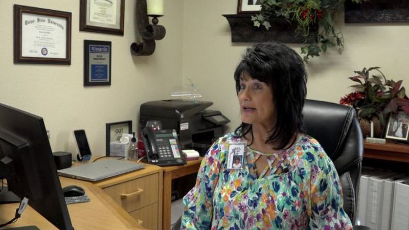 Sandra Miller will begin her role as superintendent on July 1.