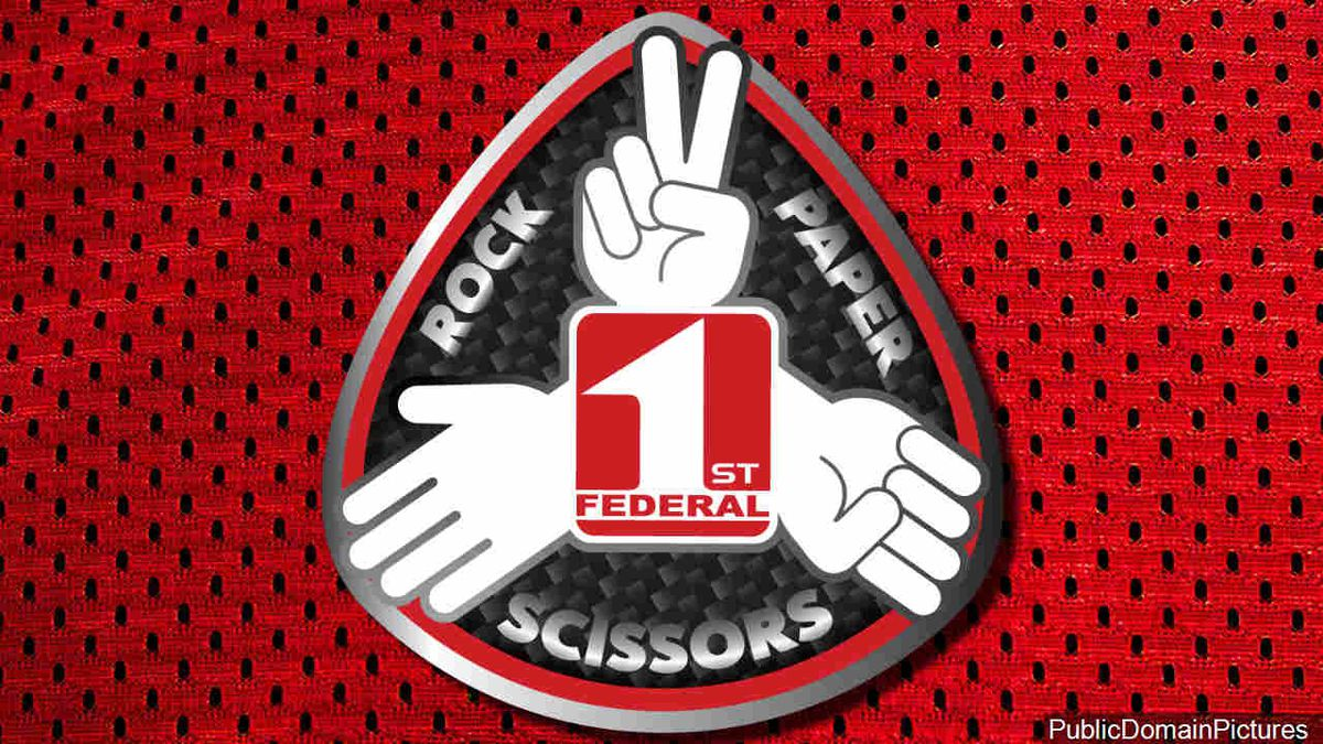 Tournament logo courtesy of First Federal