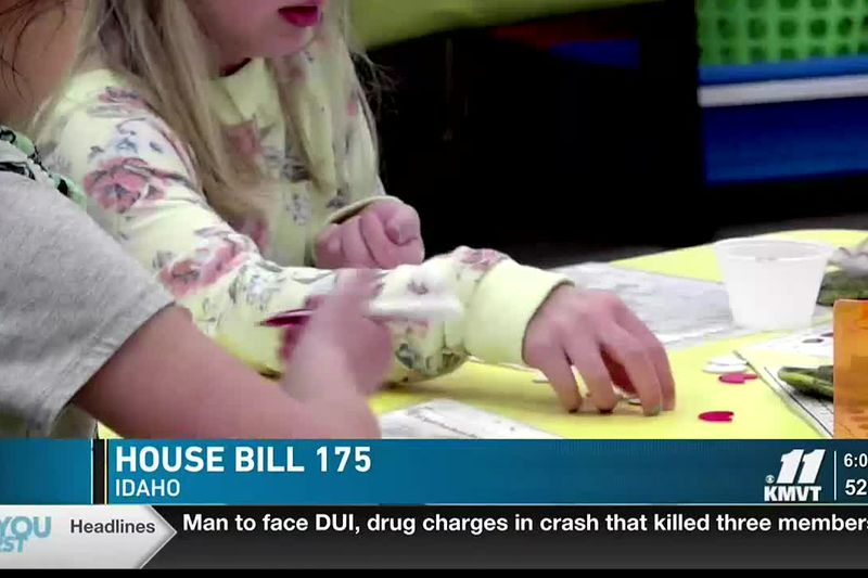 House Bill 175 is on its way to Governor Brad Little's desk after passing the house and the...