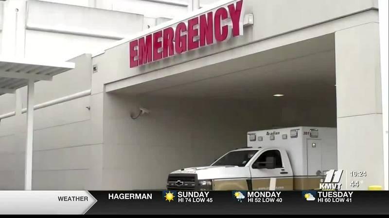 Magic Valley paramedics awarded Mission Lifeline Plus award
