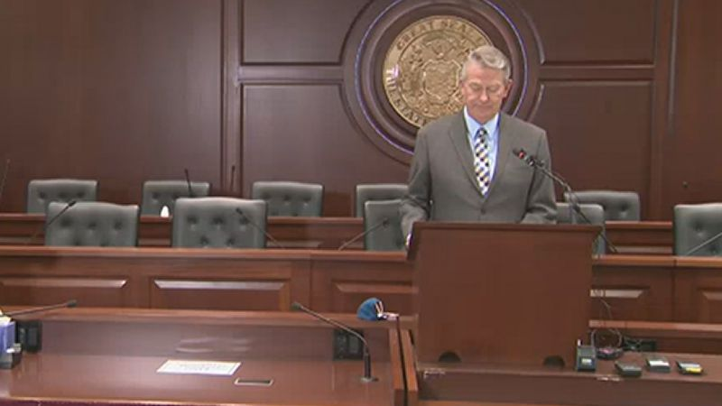 The governor tells KMVT that this is democracy in action, and is encouraging Idaho residents to...